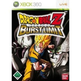 Dragonball Z - Burst Limit (Xbox 360)