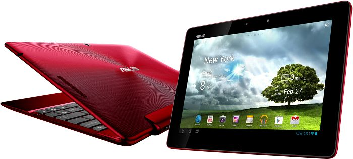 ASUS Eee Pad Transformer TF300TL-1G038A 16GB LTE + KeyboardDock red (90OK0RB2101590W)