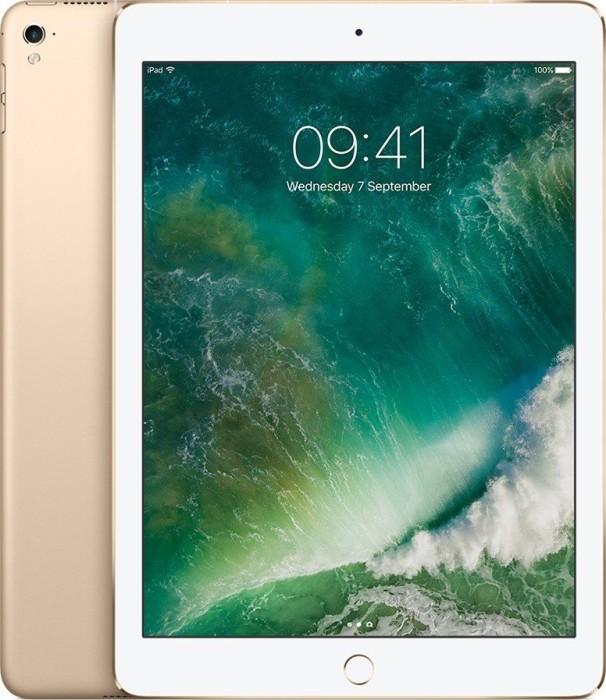 "Apple iPad Pro 9.7"" 32GB, LTE, gold [1. Generation / 2016] (MLPY2FD/A)"