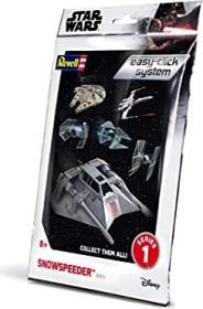 Revell Star Wars Snowspeeder easy-click (01104)