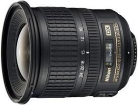 Nikon AF-S DX 10-24mm 3.5-4.5G ED black (JAA804DA)