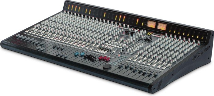 Allen&Heath GS-R24M analog mixer, FireWire