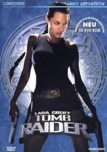 Tomb Raider - Lara Croft (WMV HD-DVD)