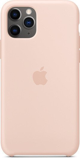 Apple iPhone 11 Pro Silicone Case Pink Sand (MWYM2ZM/A)