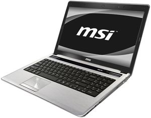 MSI CR640-020UK, UK (9S7-16Y112-020)
