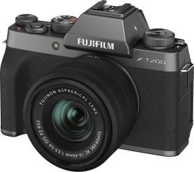 Fujifilm X-T200 dark silver with lens XC 15-45mm 3.5-5.6 OIS PZ (16645955)