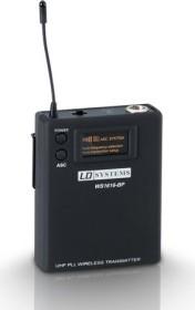 LDWS1616BP für WS1616-Serie LD Systems Sweet SixTeen Belt Pack Transmitter