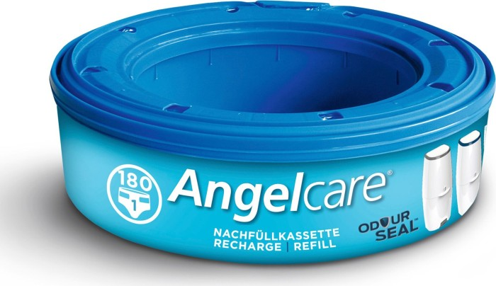 Angelcare refill cartridge for napkin pail -- via Amaz