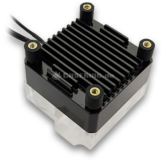 EK Water Blocks EK-DDC Heatsink Housing schwarz