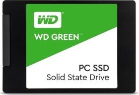 Western Digital WD Green PC SSD 480GB, SATA (WDS480G1G0A)