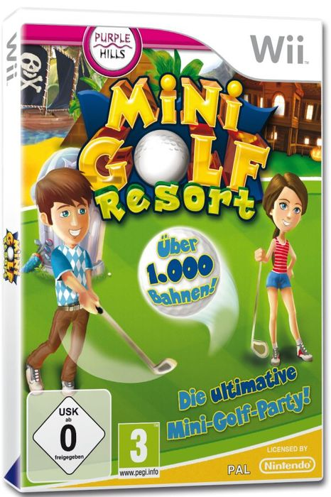 Minigolf Resort (Wii)