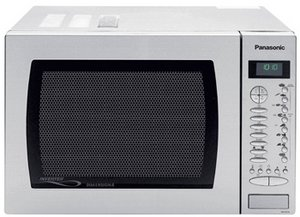 Panasonic NN-A873SBEXG microwave with grill/hot air