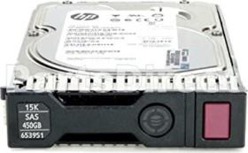 HP 450GB 6G SAS 15K LFF SC Enterprise HDD (652615-B21)