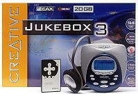 Creative Nomad Jukebox 3/20GB/USB/FireWire (7000000000054)