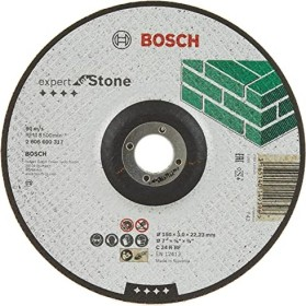 Bosch C24RBF stone Expert cut-off wheel 180x3mm, 1-pack (2608600317)