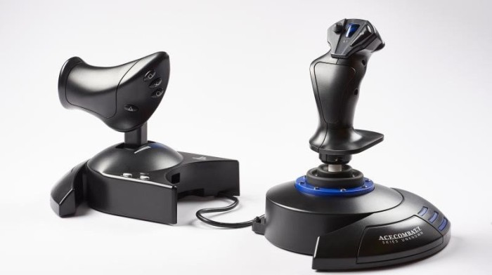 Thrustmaster T-Flight Hotas 4 Ace Combat 7: Skies Unknown (PC/PS4) (4160647)