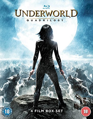 Underworld (Blu-ray) (UK) -- via Amazon Partnerprogramm