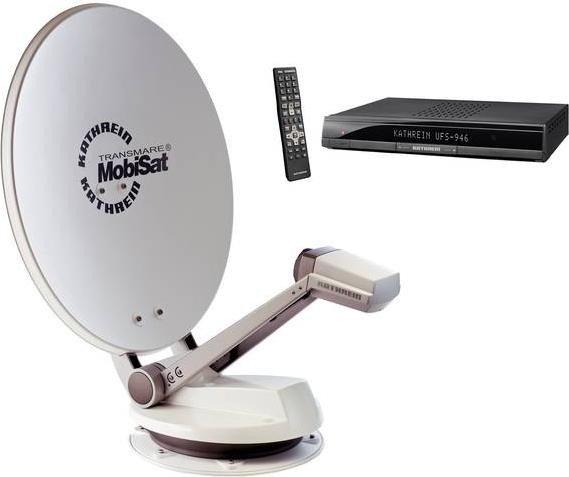 Kathrein CAP 920 MobiSet 4 Sat-Anlage (20310029)