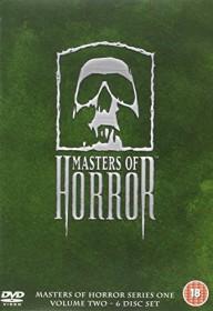 Masters of Horror Box 1