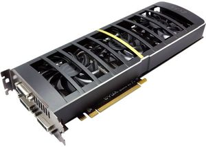 EVGA GeForce GTX 460 2Win, 2x 1GB GDDR5, 3x DVI, Mini HDMI (02G-T3-1387)