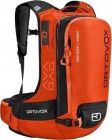 Ortovox Free Rider 22 incl. Avabag Unit crazy orange