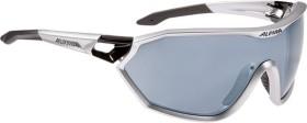 Alpina S-Way CM silver matt/black (A8587.3.25)