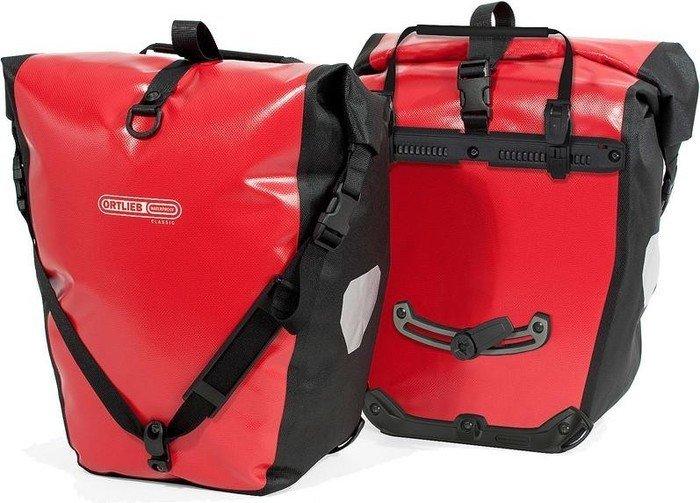 Ortlieb Back Roller Classic Gepäcktasche Rotschwarz F5302