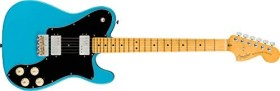 Fender American Professional II Telecaster Deluxe MN Miami Blue (0113962719)
