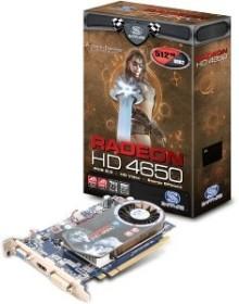 Sapphire Radeon HD 4650, 512MB DDR2 128bit, VGA, DVI, HDMI, full retail (11140-11-40R)