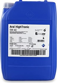 Aral HighTronic 5W-40 20l
