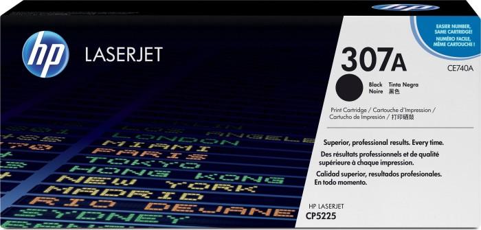 HP Toner 307A schwarz (CE740A)