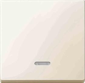 Merten System M Wippe Thermoplast brillant, weiß (436044)