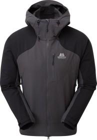 Mountain Equipment Frontier Hooded Jacke anvil grey/black (Herren) (ME-001076-ME-01567)