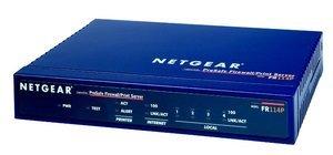Netgear ProSAFE Firewall/Router/Printserver (FR114P)