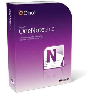 Microsoft: Onenote 2010 (English) (PC) (S26-04133)