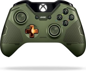 Microsoft Xbox One Wireless Controller Halo 5: Guardians - The Master Chief Limited Edition (Xbox One)