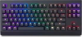Wooting one Analog RGB TKL Mechanische Gaming Tastatur schwarz, Flaretech Linear55 RED, USB, UK (BA1-UK1-RD-001)