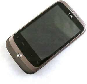 Prepaid HTC Wildfire (various operators) -- © bepixelung.org