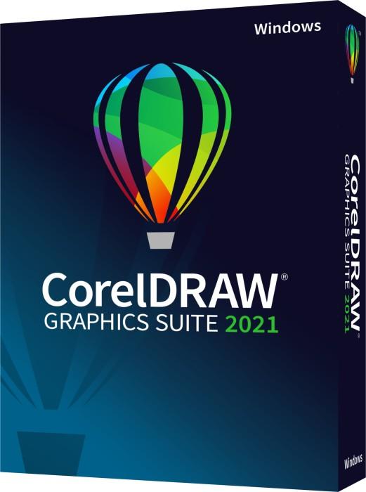 Corel CorelDraw Graphics Suite 2021 (deutsch) (MAC) (CDGS2021MMLDPEU)