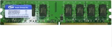 TeamGroup elite DIMM 2GB, DDR2-800, CL6-6-6-18 (TEDD2048M800HC6) -- via Amazon Partnerprogramm