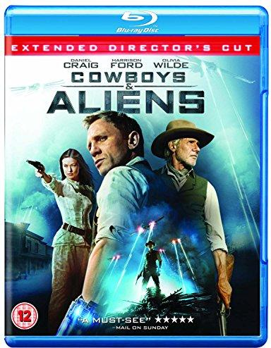 kowboje & Aliens (Blu-ray) (UK) -- przez Amazon Partnerprogramm