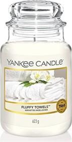 Yankee Candle Fluffy Towels Duftkerze, 623g