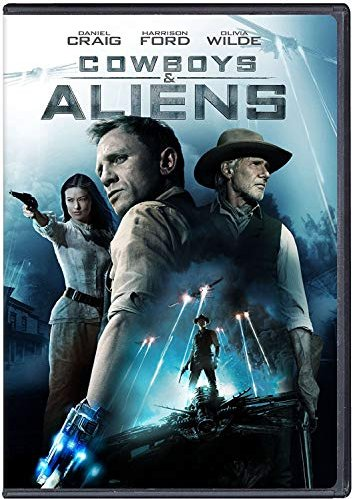 Cowboys & Aliens (UK) -- via Amazon Partnerprogramm