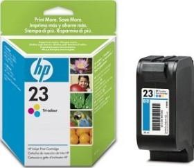HP Druckkopf mit Tinte 23 dreifarbig 30ml (C1823DE)