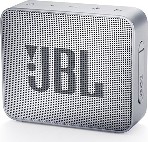 JBL GO 2 Misty Gray -- via Amazon Partnerprogramm