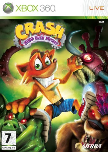 Crash - Mind Over Mutant (deutsch) (Xbox 360) -- via Amazon Partnerprogramm