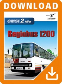 OMSI 2 - Der Omnibussimulator 2 - Regiobus i200 (Download) (Add-on) (PC)