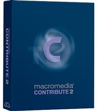 Adobe Contribute 2.0 (English) (PC/MAC) (CTD020I000)