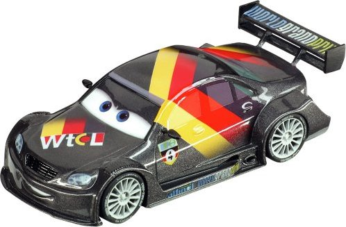 Carrera - GO!!! Car - Disney/Pixar Cars 2 Max Schnell (61199) -- via Amazon Partnerprogramm