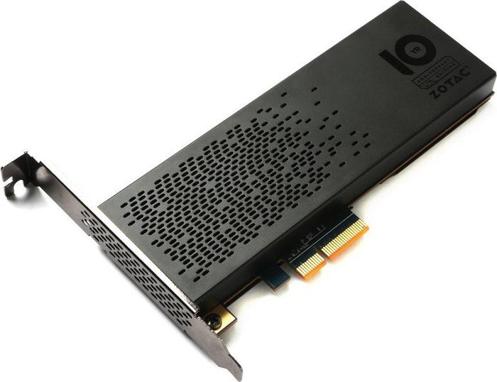 Zotac Sonix 10 Year Anniversary Edition 480GB, PCIe 3.0 x4 (ZTSSD-PG3-480G-LED)